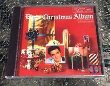 ELVIS Christmas Album CD RCA Victor PCDI-5486