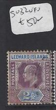 LEEWARD ISLANDS (P1610B)  KE  2 1/2D   SG 32   VFU