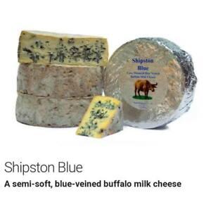 Shipston Blue cheese approx 450g  Buffalo Cheese Award winning Cheese