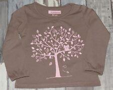 c0c668e5e3cf7 T-shirts et débardeurs beige pour fille de 0 à 24 mois en 100% coton ...