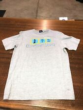 ABECROMBIE & FITCH - BRAND NEW GRAY SHORT-SLEEVE T-SHIRT - SIZE TEEN LARGE