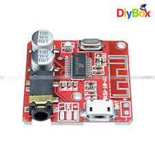 Mini Bluetooth 4.1 Audio Receiver MP3 Decoder Lossless Amplifier Module 3.7V~5V