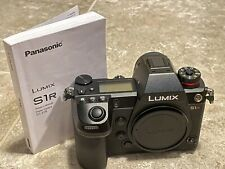 Panasonic Lumix DC-S1R Mirrorless Digital Camera (Body Only) minty