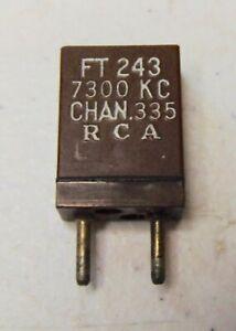 7300 KC 40 meter Ham Radio  FT-243 Crystal