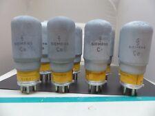 1x Post Röhre Siemens Ce NOS Testet Tube Valvola Holy Grail pinched waist ED DA