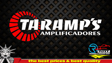TARAMPS AUDIO LOGO VINYL DECALS GRAPHICS (ONLY THIS WEEK SALE DISCOUNT ON PRICES