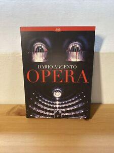 OPERA - DARIO ARGENTO - DVD + BLU-RAY - édition le chat qui fume