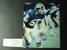 Brian Kelley Autographed Signed Photo NFL Football New York Giants #F21 jbv
