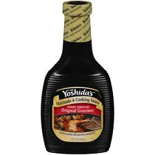 Mr. Yoshida's Original Sweet & Savory Gourmet Marinade Sauce, 17 Oz - Pack Of 3
