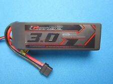 TURNIGY GRAPHENE 3000mAh 3S 11.1V 15C 30C LIPO BATTERY XT60 QUAD FPV RPA MULTI