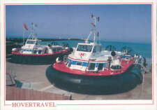 ryde Portsmouth hovercraft at Ryde isle Of White unposted