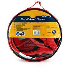 Starterkabel Starthilfekabel Starthilfe Kabel DIN 72553-25 350A 25mm² 3,5m KFZ