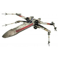STAR WARS 7 VII FIGURE X-WING STARFIGHTER 15CM ASTRONAVE DIECAST ELITE EDITION 1