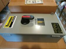 Cooper Bussmann 100A 600V Safety Switches, SM363FGB3G SM363F Electrical Industry
