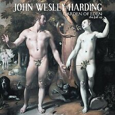 NEW - Garden Of Eden - The Fall (EP) by John Wesley Harding