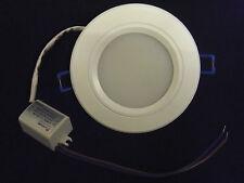 LED 2835 SMD DA INCASSO 230V 4W vetro latteo 3000K Faretto soffitto lampadina
