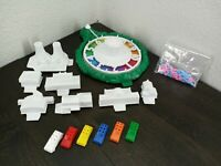 The Simpsons Game of Life Edition Replacement Pieces Game Lot