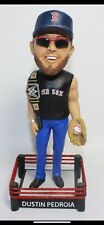 "DUSTIN PEDROIA ""WWE Night"" Boston Red Sox ""Special Ticket"" Pre Sale Bobble Head*"