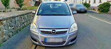 Opel zafira B Edition