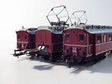 "Trix 22492 H0, E-Triebwagen ET 87 ""Tatzelwurm"", 3-teilig, Sammlerzustand,OVP MD2"