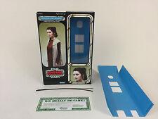 "BRANDNEU Star Wars ESB 12"" Prototyp Princess Leia Bespin Box +"