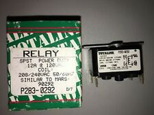 Totaline P283-0292 Relay Spst Power Duty Coil 12A @120v w/Free Shipping