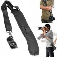 Universal Quick Sling Camera Single Shoulder Belt Strap SLR DSLR For Canon Nikon