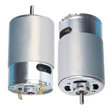 Micro-DC Motor 12V-24V 30000RPM Motor RS-550 Car Model Motor Stainless Steel RM6