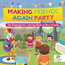Making Friends Again Party | The Kindergarten C, Kids,,