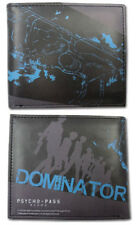 Wallet - PSYCHO-PASS - New Dominator Bi-Fold Anime Toys Licensed ge61808