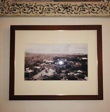 Olulani Art Prints Japanese Settlement 1915 Framed Kauai, HI Photo 1926
