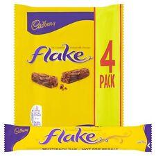 Cadbury Flake 4 per pack 102G - Sold Worldwide From UK