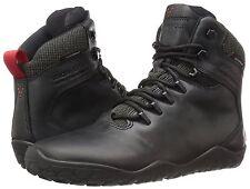 Vivobarefoot Men's Tracker FG Leather - Black - 40
