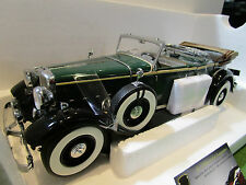 FORD  LINCOLN KB TOP OUVERT 1932 1/18 SUN STAR 6165 voiture miniature collection