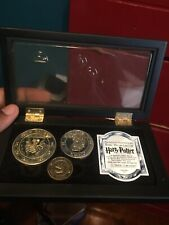 Harry Potter Noble Collection Coin Set