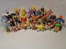 "DragonBall Z - Full Set 25 Figures Super Guerriers ""Articulé"" 1989 AB TOYS RARE"