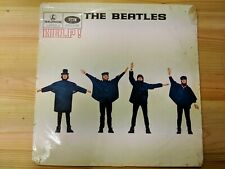 "PMCM.1255 NEW ZEALAND PRESS  ""12 33RPM '65 THE BEATLES ""HELP!"" -2/-2 VG"