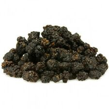 MULBERRIES BLACK DRIED 1 LBS. -- FREE SHIPPING!