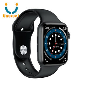 W26+ 2020 Series 6 Smart Iwo 26 44mm Smart Watch w26 ECG Heart Rate Monitor Temp