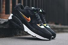 NIKE AIR MAX PREMIUM Mens Shoes Size 12 333888-035 Black/Black/Black/Ivory