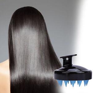1Pc HAIR SCALP MASSAGER HEETA SHAMPOO BRUSH WET AND DRY SILICONE HAIR MASSAGE