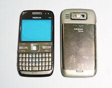 Full Gold Housing cover fascia facia faceplate case for Nokia E72 housing cover