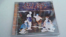 "AHLAM ""ACTING SALAM"" CD 12 TRACKS BILL LASWELL"