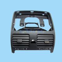 Car Inner Front Air Jet Center Heater Panel Black For VW Golf 5  V GTI  V