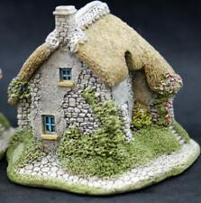 Lilliput Lane English Cottages Miniature Puddle Brook Great Condition