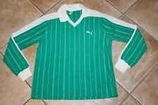 Maglia Shirt Camiseta Trikot Calcio Puma Mondiali Europei Italia Vintage