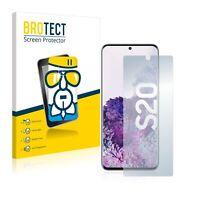 Samsung Galaxy S20 Schutzpanzer Glasfolie 9H Panzerfolie Glas Schutz Folie