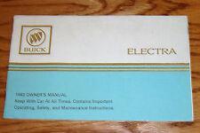 Original 1983 Buick Electra Owners Operators Manual 83