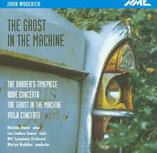 THE GHOST IN THE MACHINE: MUSIC BY JOHN WOOLRICH NEW CD