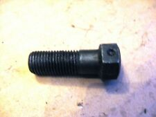 Daimler Jaguar Rear Girling/Dunlop Brake Caliper fixing Bolts 4, Nos